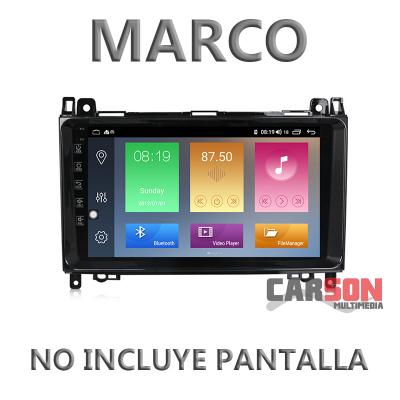 """Marco Adaptador 9"""" Carson para Mercedes Benz B200"""