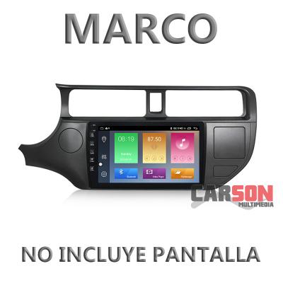 """Marco Adaptador 9"""" Carson para KIA Rio"""