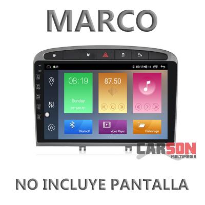 """Marco Adaptador 9"""" Carson para Peugeot 308/408"""