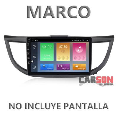 Pantalla Android Carson - Honda CRV - 4/64Gb