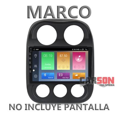 """Marco Adaptador 10"""" Carson para Jeep Compass"""