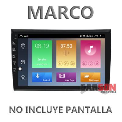 """Marco Adaptador 9"""" Carson para Fiat Bravo"""