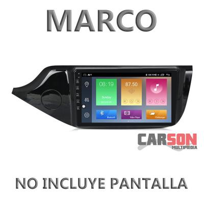 """Marco Adaptador 9"""" Carson para KIA CEED 2012"""