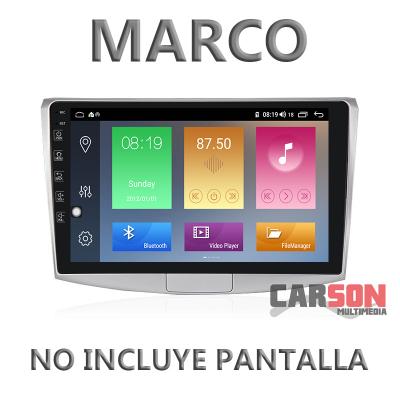 """Marco Adaptador 10"""" Carson para VW Passat B7"""