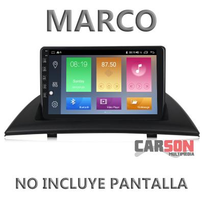 """Marco Adaptador 9"""" Carson para BMW E83"""