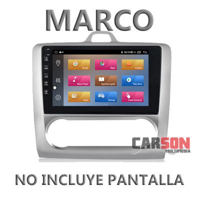 Pantalla Android Carson - Ford Focus - 4/64Gb