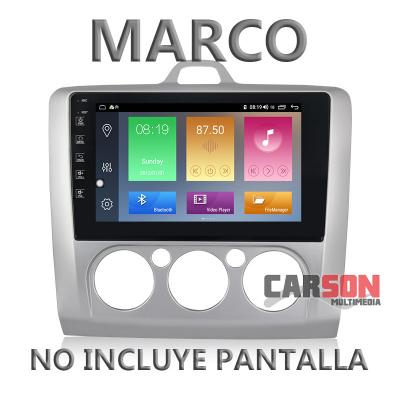 """Marco Adaptador 9"""" Carson para Ford Focus"""