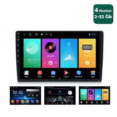 """Pantalla Android Carson - 9"""" 2-32Gb"""