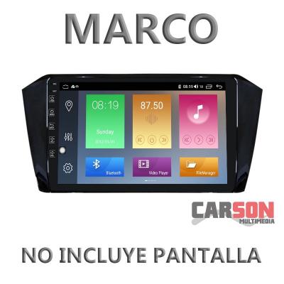 """Marco Adaptador 10"""" Carson para VW Passat B8"""