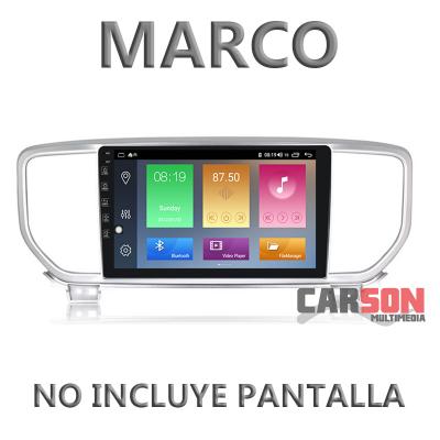 """Marco Adaptador 9"""" Carson para KIA SPORTAGE 2016"""
