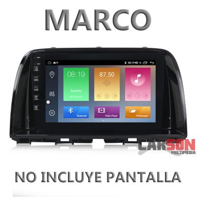 Pantalla Android Carson - Mazda CX5 - 4/64Gb
