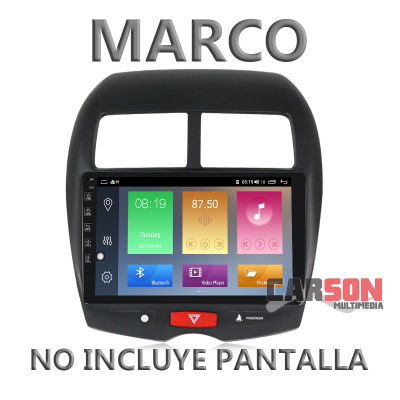 """Marco Adaptador 9"""" Carson para Mitsubishi ASX"""