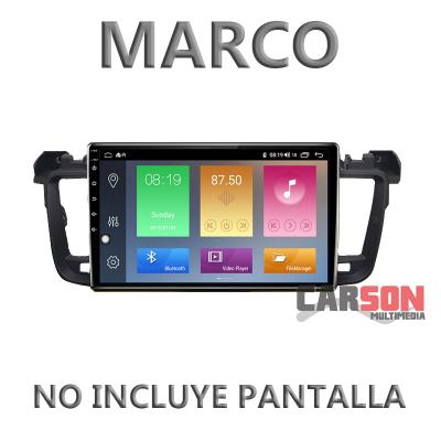 Pantalla Android Carson - Peugeot 508 - 1/16Gb