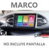 """Marco Adaptador 9"""" Carson para Peugeot 308 2015"""