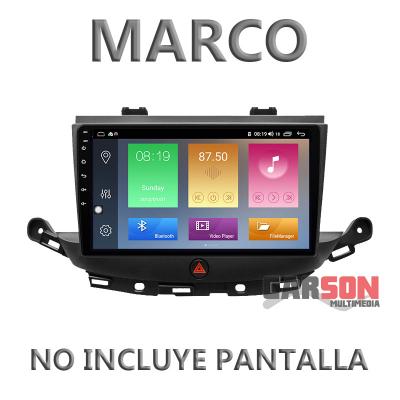 Pantalla Android Carson - Opel Astra K 2015 - 1/16Gb