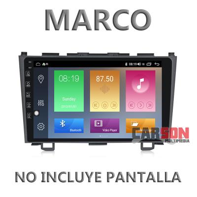Pantalla Android Carson - Honda CRV - 2006 - 4/64Gb
