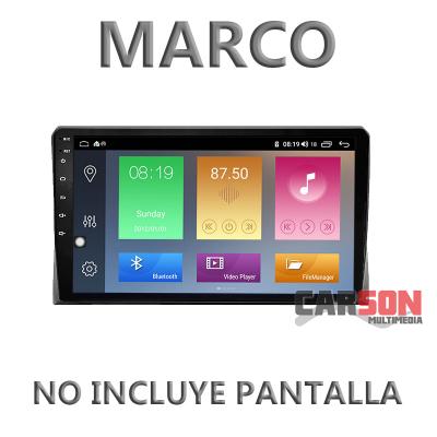 """Marco Adaptador 10"""" Carson para VW Multivan 2008-2015"""