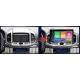 """Marco Adaptador 10"""" Carson para Chevrolet Captiva 2011-2015"""