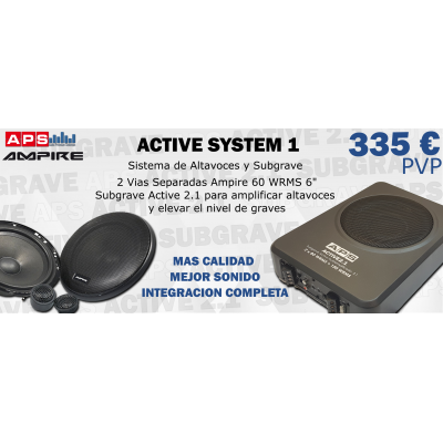 PACK ACTIVE SYSTEM 1