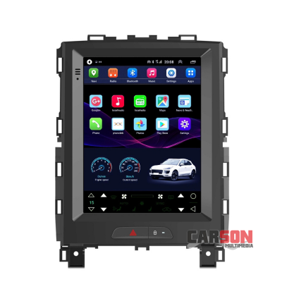 Pantalla Android Carson - Renault Megane IV Tesla - 2/32Gb