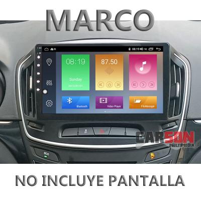 """Marco Adaptador 10"""" Carson para Opel Insignia 2014"""