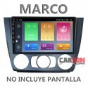 """Marco Adaptador 9"""" Carson para BMW E87 Manual"""