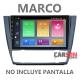 """Marco Adaptador 9"""" Carson para BMW E87 Auto"""