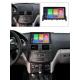Pantalla Android Carson - Mercedes Benz Clase C 2004 - 1/16Gb