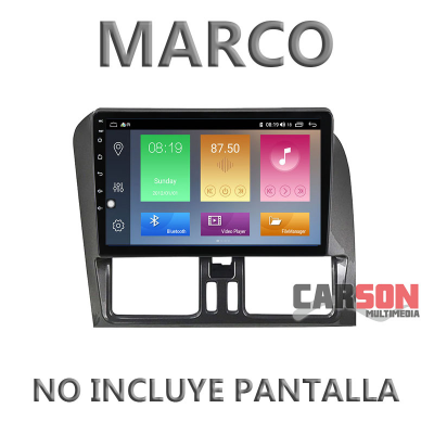 Pantalla Android Carson - Volvo XC60 2009-2012