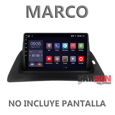 """Marco Adaptador 10"""" Carson para Renault Kangoo 2015"""