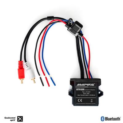 AMPIRE Receptor Bluetooth con Auto-Remote Output BTR100X