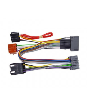 CONECTOR DOBLE ISO CHRYSLERJEEP 07