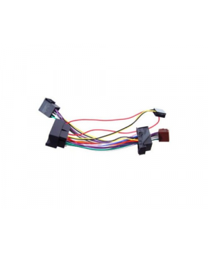 CONECTOR DOBLE ISO MERCEDES 2004 AUDIO 10