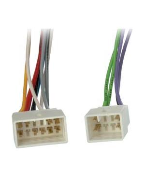 Conector ISO TOYOTA