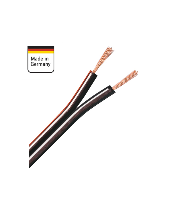 Cable Ampire OFC 2x1.5 mm - Cobre Puro - XLS150