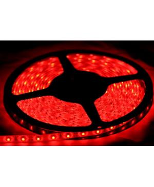 LEDQ Tira de LED Rojo 5M 3528 60 Led