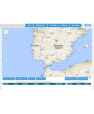 Sistema de Localizacion BUSCAGPS