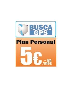 Cuota Localizador BuscaGPS Plan Personal