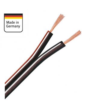 Cable Ampire OFC 2x0.75 mm - Cobre Puro - XLS075