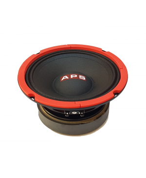 "Altavoz de Medios APS 6"" M64 - RED EDITION"
