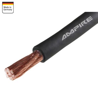 Ampire Cable Corriente Negro XSK25 - Cobre