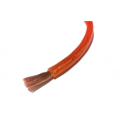 Cable Corriente Rojo -C25C - 25mm APS - Cobre