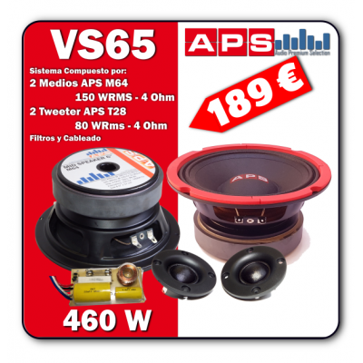 Vias Separadas APS VS65