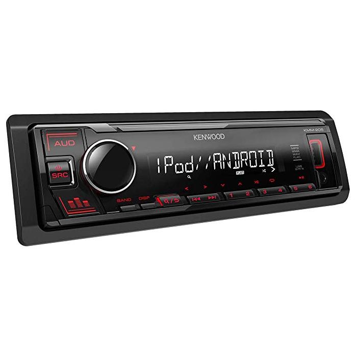 Radio Kenwood KMM 205