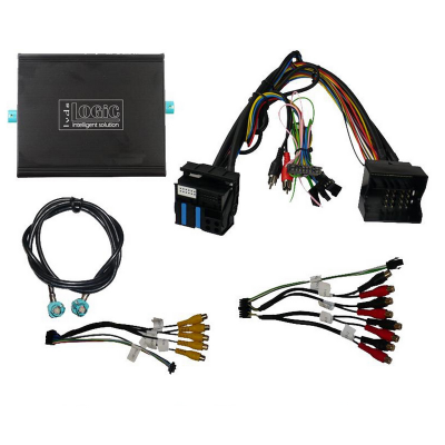 Interface para BMW Serie F / Mini con CIC Navigation professional