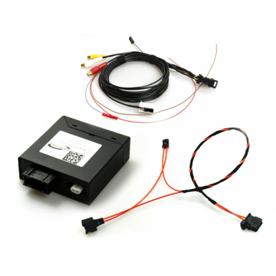 "Adaptador multimedia KUFATEC BMW CIC Professional E-Series ""Plus"""