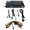 Interface para BMW 2 video + RVC + entrada RGB BMW CCC, 10pin