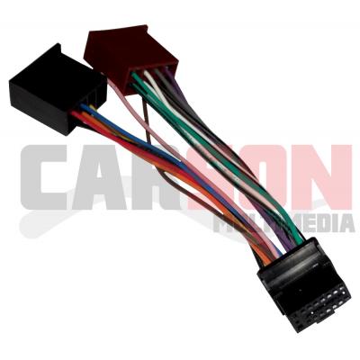 Cable Corriente Carson CC78