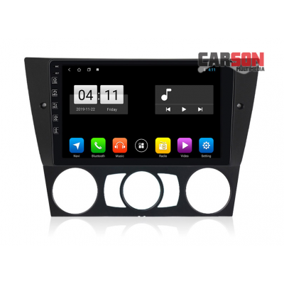 Pantalla Android Carson - BMW E90 - 2/16Gb