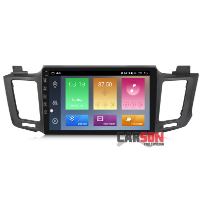 Pantalla Android Carson - Toyota RAV4 - 4/64Gb